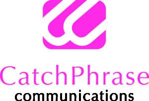 Catch Phrase Communications Logo