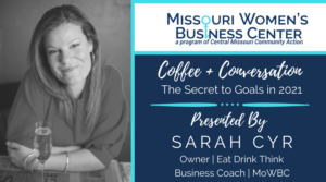 Coffee + Conversation: The Secret to Goals in 2021