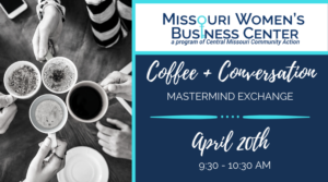 Coffee + Conversation: Mastermind Exchange @ Zoom